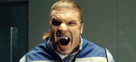 WWE Superstar Triple H in Blade 3
