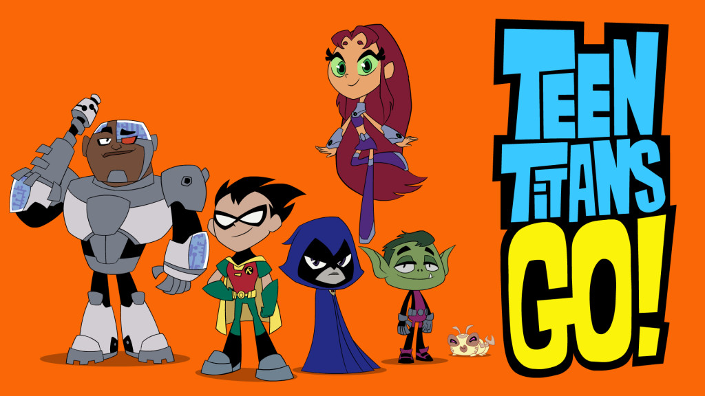Teen Titans Go! on Cartoon Network