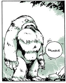 Abominable Chaz Chris panel