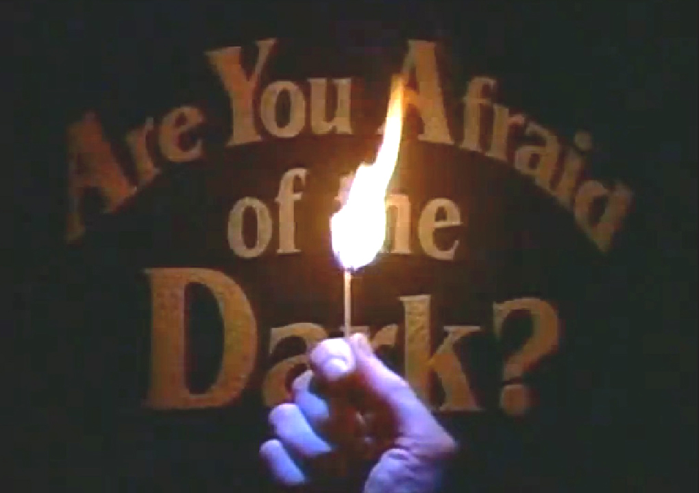 Nickelodeon's Are You Afraid Of The Dark?