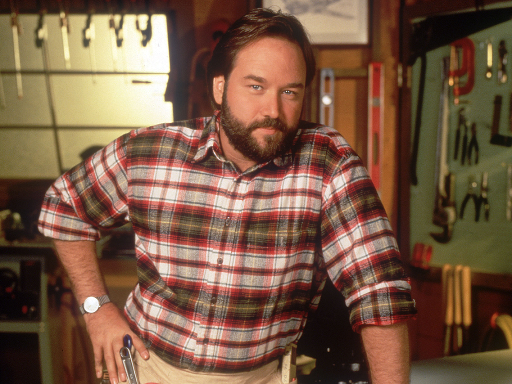 Richard Karn as Al Borland from Home Improvement
