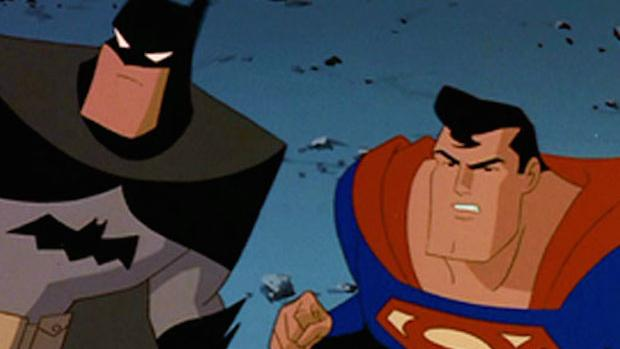 Batman and Superman star in an animated film together