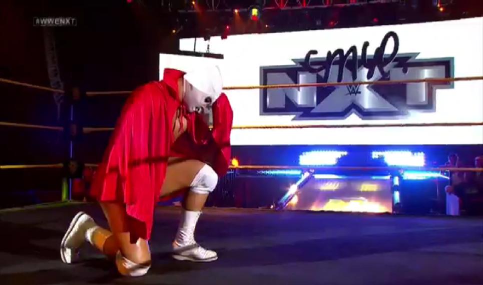 Bo Dallas as Mr. NXT