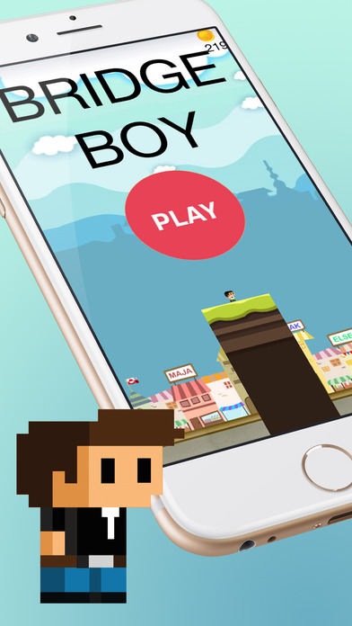 Bridge Boy on iOS