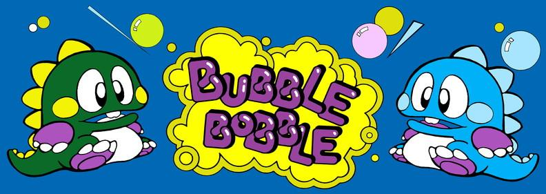 Bubble Bobble video game