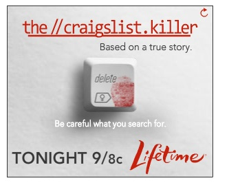 The Craigslist Killer on Lifetime