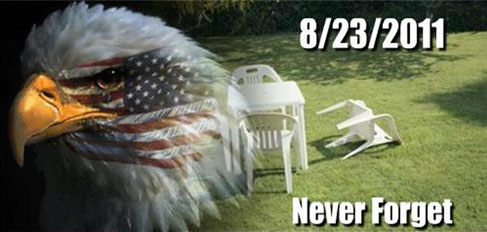 08/23/2011: Never Forget