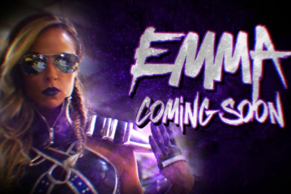 Emma: Coming Soon to Monday Night Raw