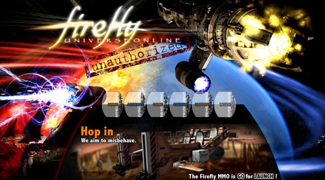 The Firefly MMO