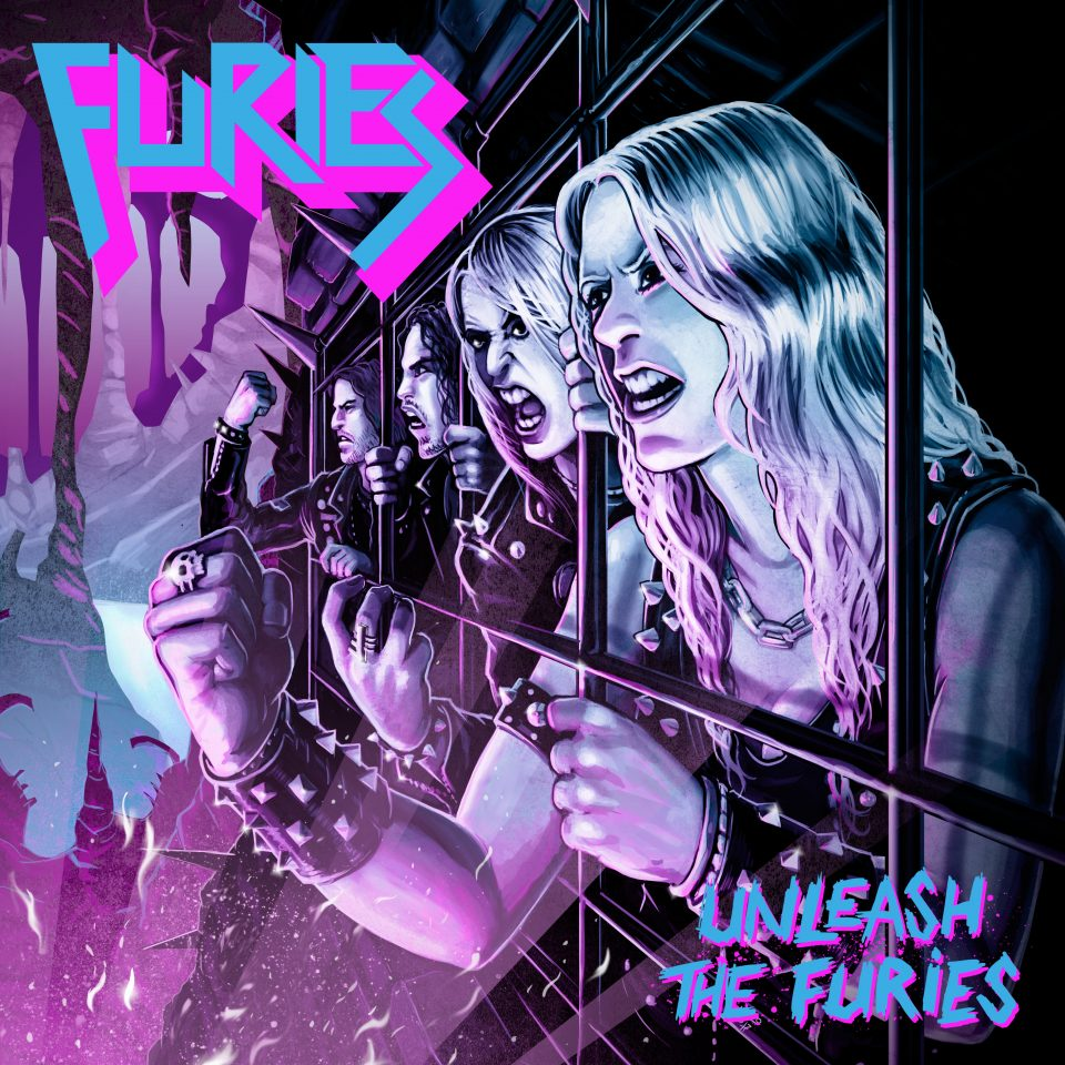 The Furies - Unleash the Furies