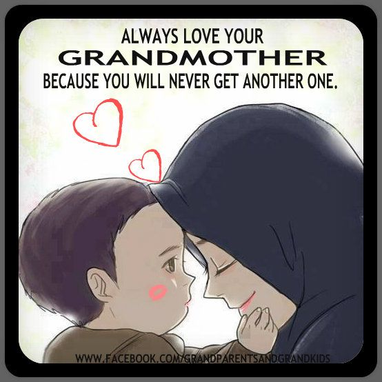 Love your grandmother