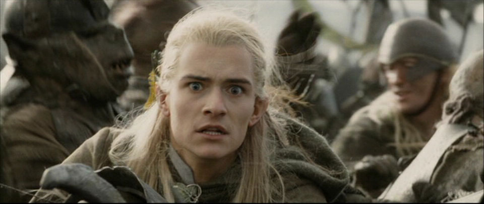 Legolas of The Lord of the Rings