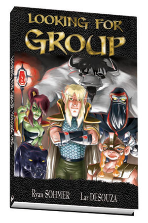 Looking For Group Vol. 1 Cover