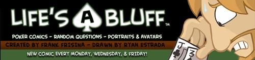 Life's A Bluff logo