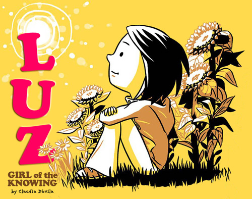 Cover art for Luz