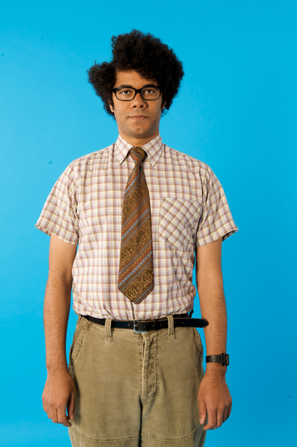 Moss from The IT Crowd