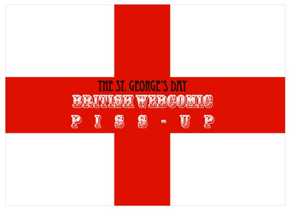 British Webcomic Piss-Up 2008