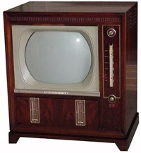 Old School TV image