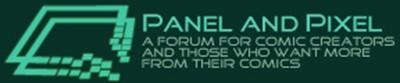 Panel and Pixel logo