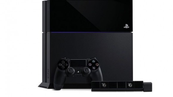 Playstation 4, Dual Shock 4, and Playstation Eye 4