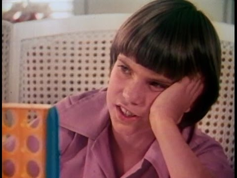 Pretty sneaky, sis kid from Connect Four commercial