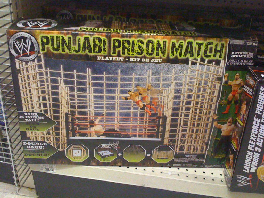 Punjabi Prison playset