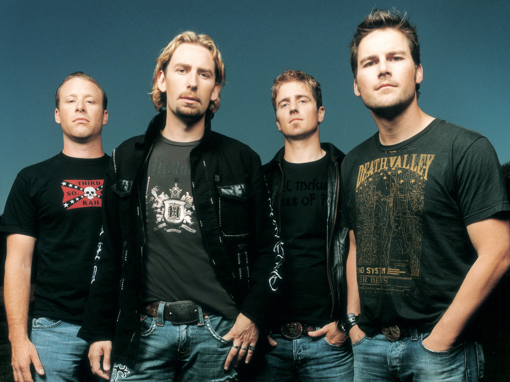 Nickelback: The one, true rock band