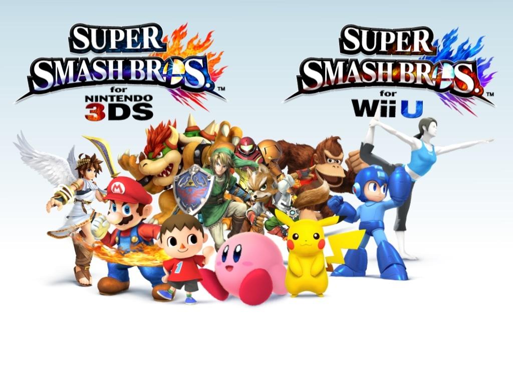 Super Smash Bros. for 3DS and Super Smash Bros. for Wii U