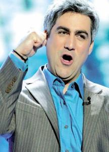 Taylor Hicks on American Idol