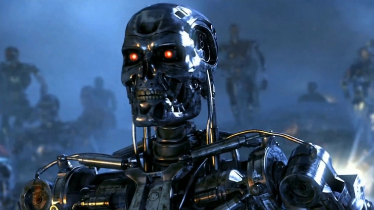 T-1000 robot from Terminator 2: Judgment Day