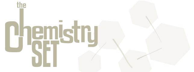The Chemistry Set logo
