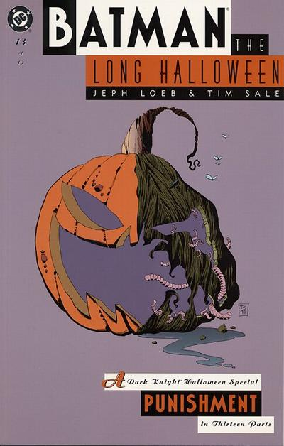 Batman: The Long Halloween, issue 13 of 13