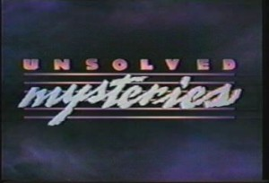 Unsolved Mysteries logo