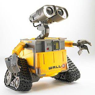Wall-E Copyright 2008 Pixar