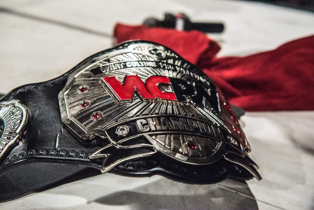 The What Culture Pro Wrestling championship