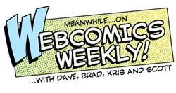 Webcomics Weekly logo