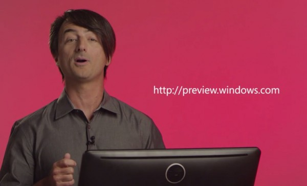 Microsoft's Joe Belfiore and Windows 10