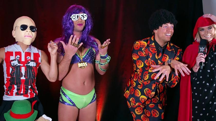 WWE 2017 Halloween Contest