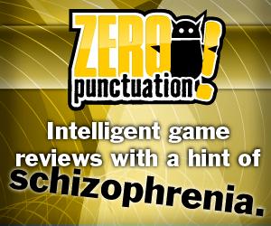 Zero Punctuation logo